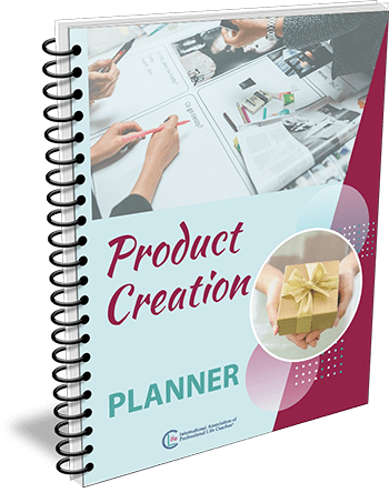 Product Creation Planner Cover