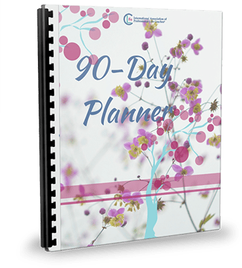 90-Day Planner Cover